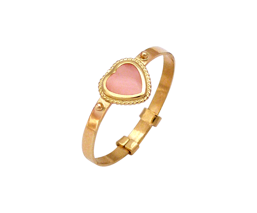 Jewel - Gold ring for girl 14K - Sigma Oro by Stamatakis